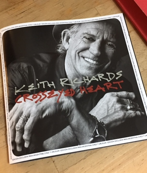 keith richards crosseyed